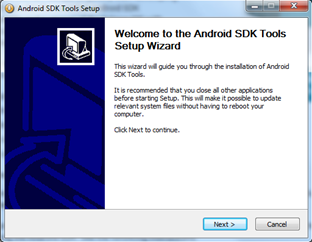 Android SDK Install
