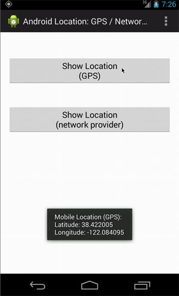 Android-GPS-Location