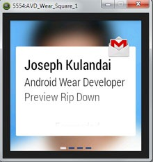 Android-Wear-Gmail-Notification