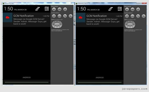 Google-GCM-multicast-message-received