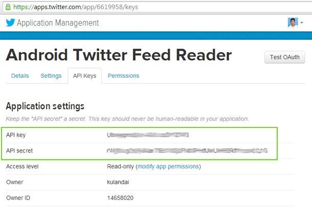 Twitter-API-Keys