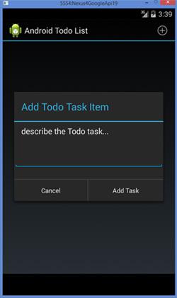 Add-Todo-Task-Item