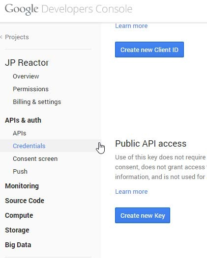 Androd-API-Key