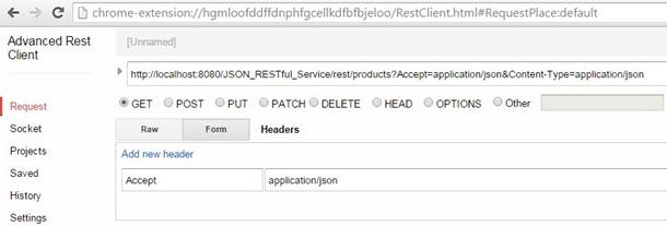 REST-Web-Service-Client