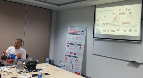 Sanket-Atal,-GVP,-Oracle-R&D-India